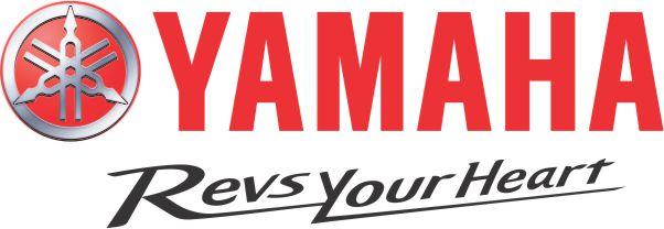 Logo áo mưa rando - Yamaha revs your heart
