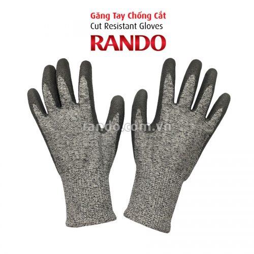 Găng Tay Chống Cắt Cấp Độ 3 – RANDO